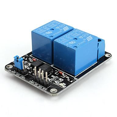 2 relay arduino chiosz robots