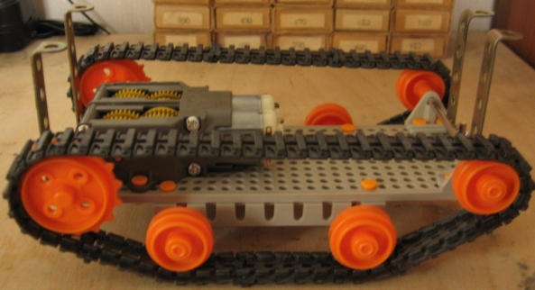 arduino_robot_chassis