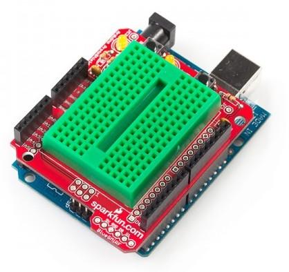 breadboard mini chiosz robots