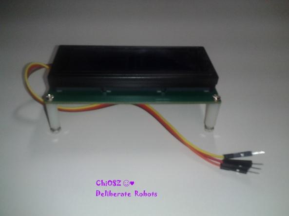 LCD chiosz deliberate robots 3 arduino