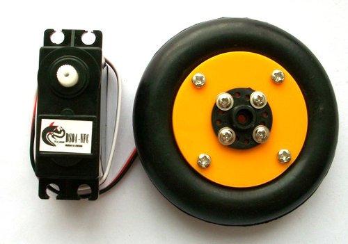 servo wheel chiosz robots