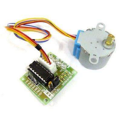 stepper motor chiosz robots 3