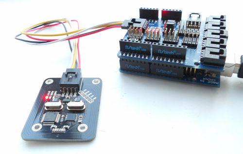 RFID 2 chiosz robots