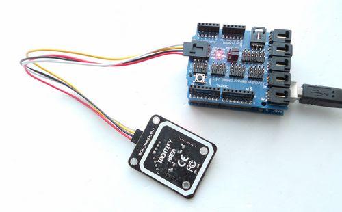 RFID 3 chiosz robots