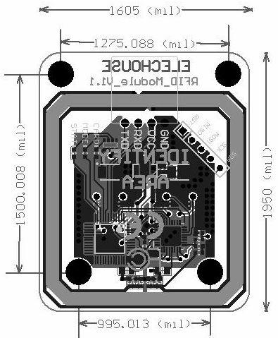 RFID 4 chiosz robots