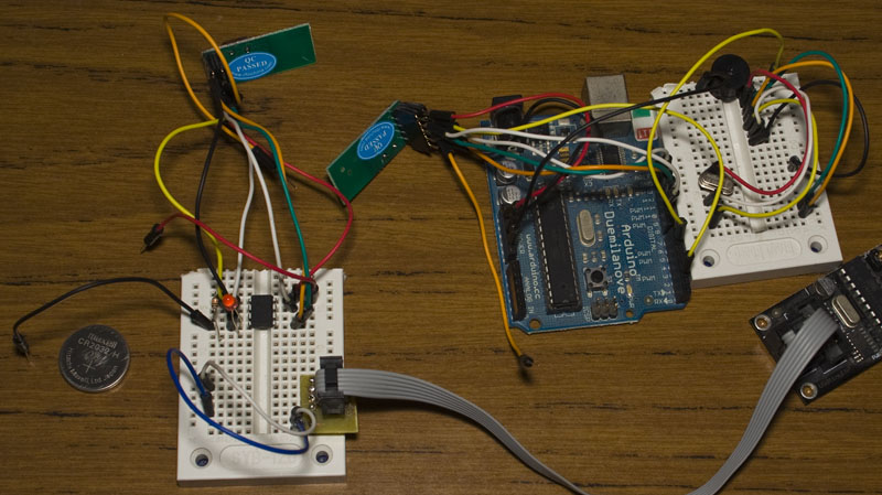 Device Control - Arduino Libraries