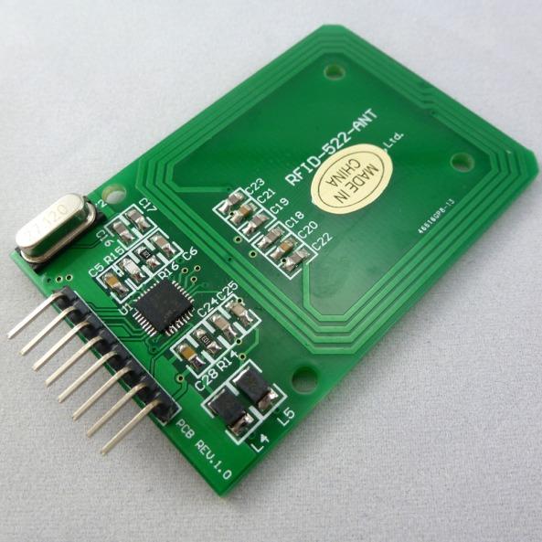 RFID 522 reader writer chiosz robots