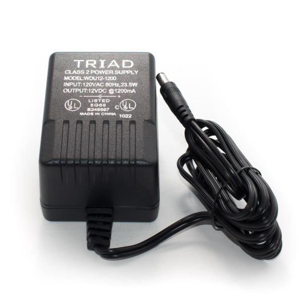 Adapter Triad 12v 1.2A chiosz robots 3