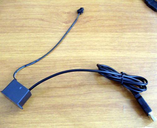 el wire usb chiosz robots