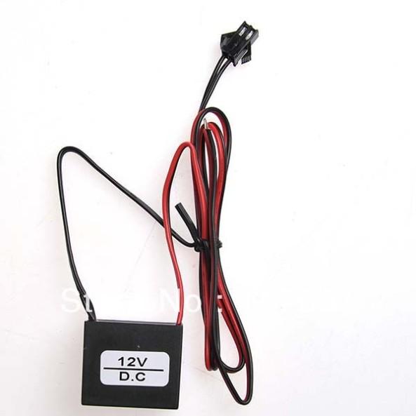 inverter 12v 3 meters el wire chiosz robots