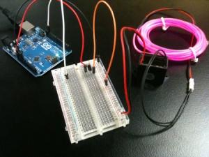MAC97A6 chiosz robots el wire