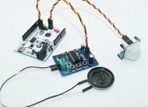 recording sound ISD1820  5