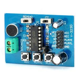 recording sound ISD1820