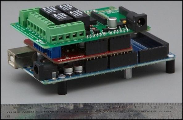 relay xbee 4 rf opto chiosz robots 6