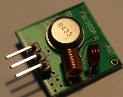 RF 433 Mhz ChiOSZ Robots 2