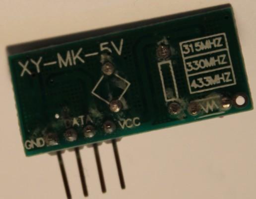 RF 433 Mhz ChiOSZ Robots 3