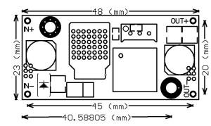 DC-DC Buck Converter Step Down Module LM2596 Power Supply