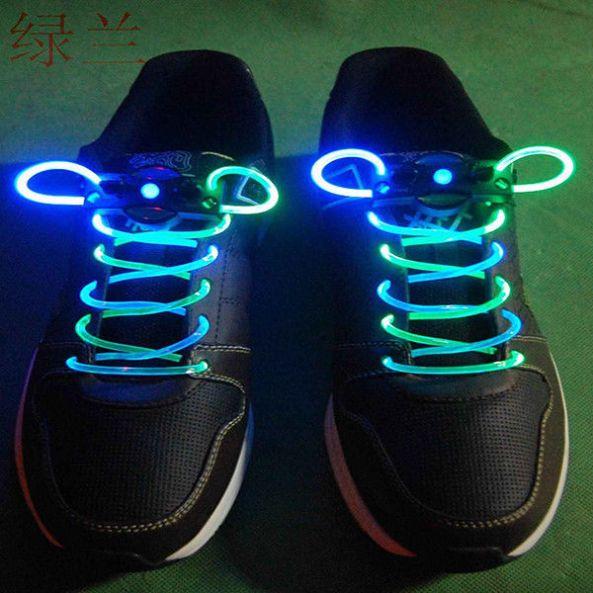 laces green blue chiosz robots