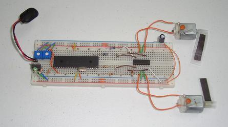 SN754410 driver motor 1A chiosz robots 5