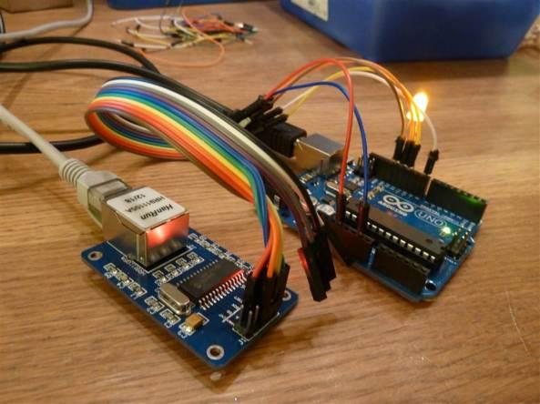 Ethernet mini chiosz robots 3