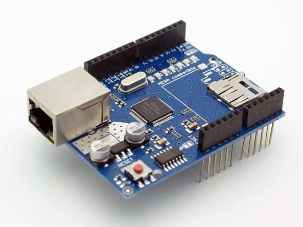 Ethernet shield W5100 chiosz robots 2