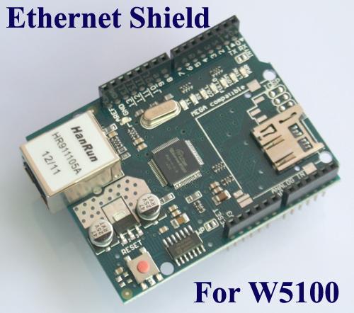 Ethernet shield W5100 chiosz robots 3