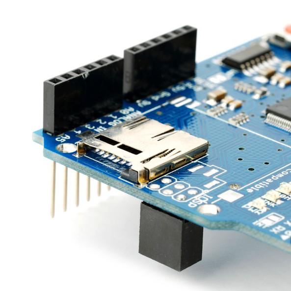 Ethernet shield W5100 chiosz robots 6