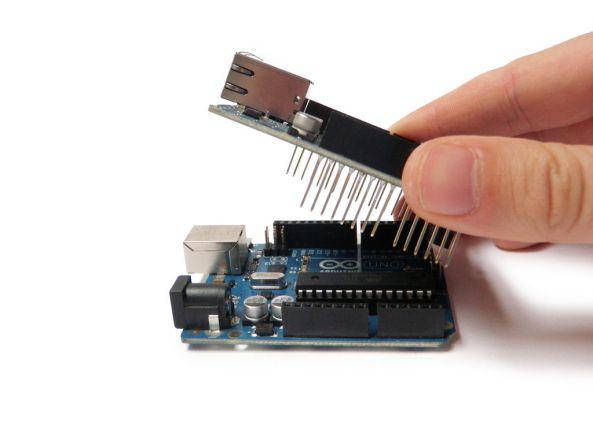 Ethernet shield W5100 chiosz robots 7