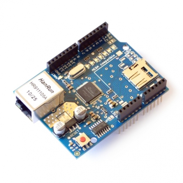 Ethernet shield W5100 chiosz robots