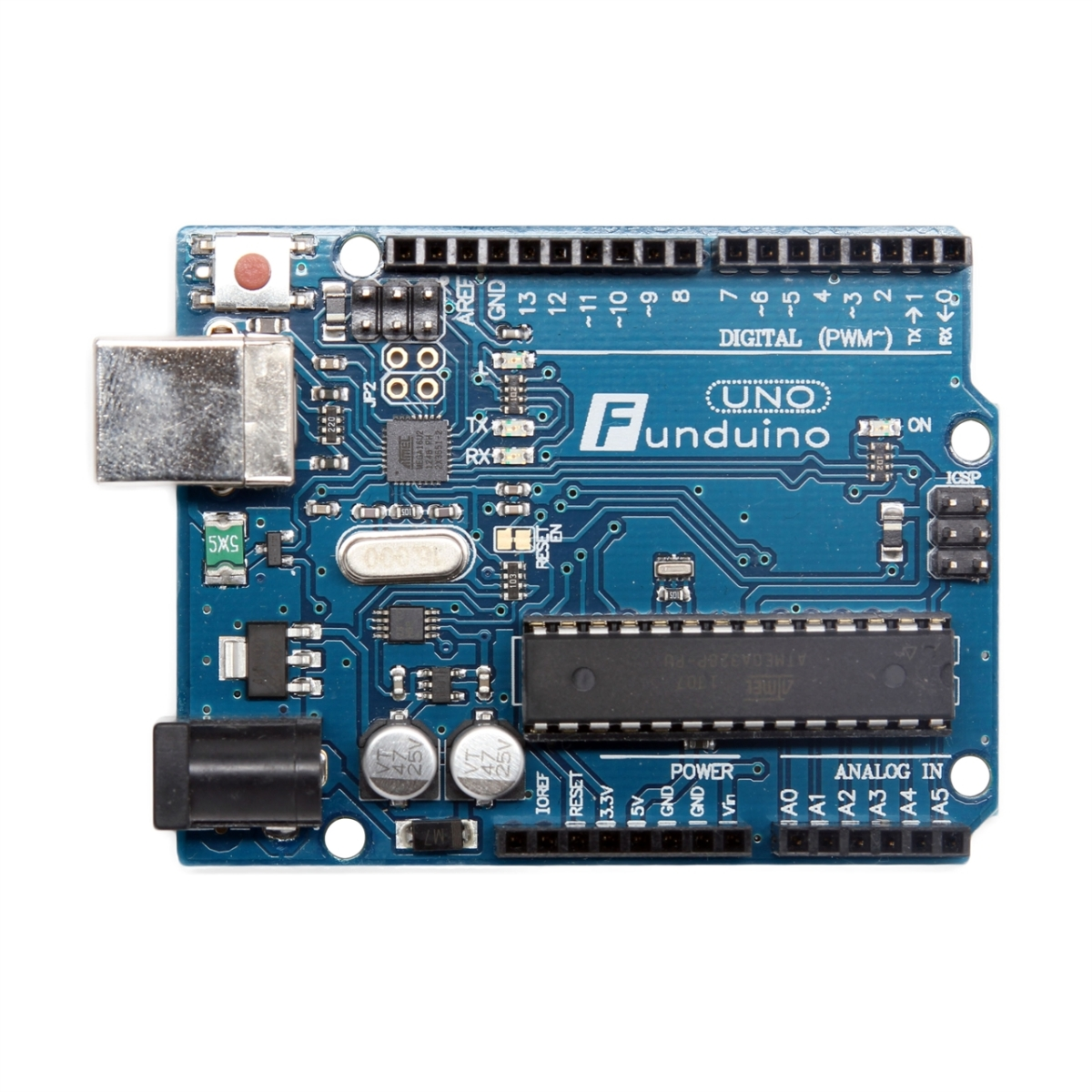 Funduino arduino uno r development board mega p