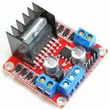 L298n driver motor small chiosz robots 3
