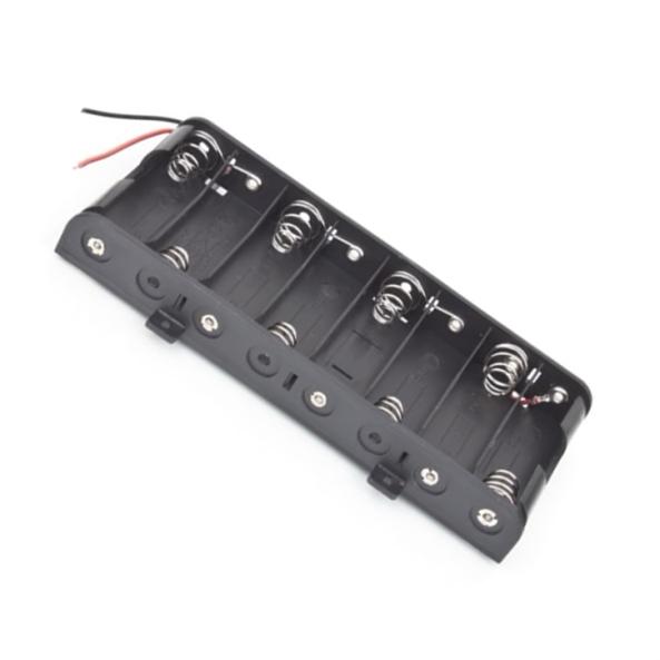 battery holder 8AA chiosz robots 2