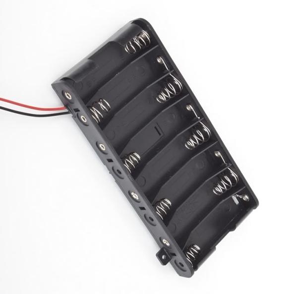 battery holder 8AA chiosz robots 4