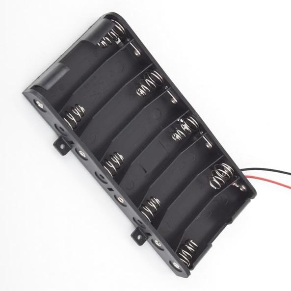 battery holder 8AA chiosz robots 5