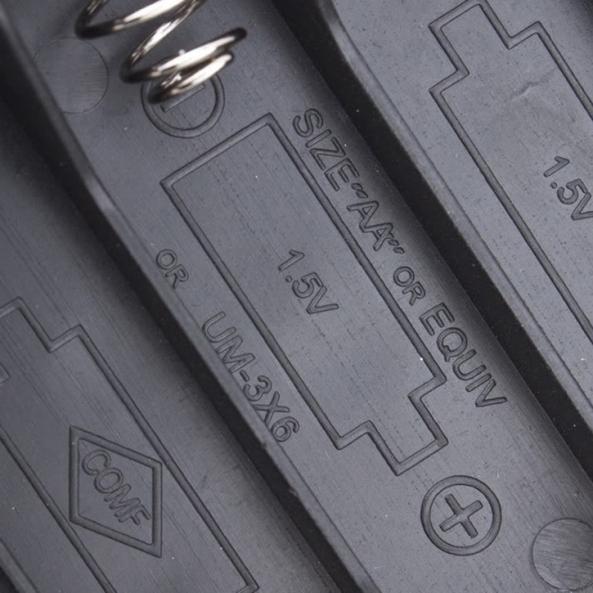 battery holder 8AA chiosz robots
