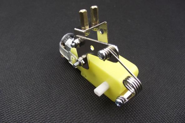 Chassis suspension 4WD chiosz robots