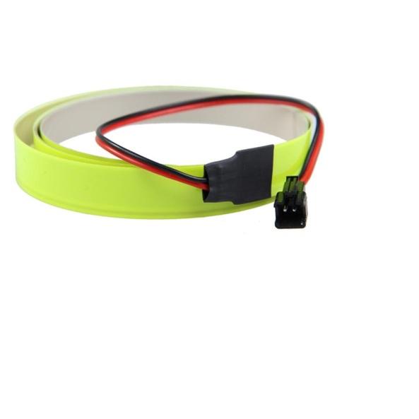El tape neon green chiosz robots