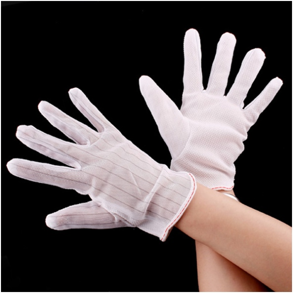 Gloves anti static chiosz robots 7