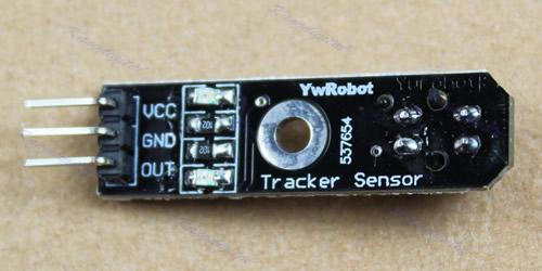 Infrared Line Track Follower Sensor Shield | ChiOSZ robots
