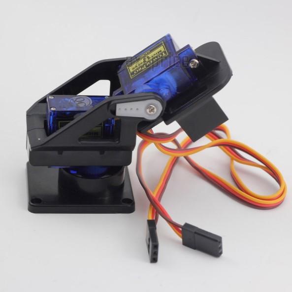pan tilt mg90 sg90 chiosz robots