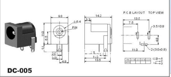 plug outlet 2.1mm chiosz robots 4