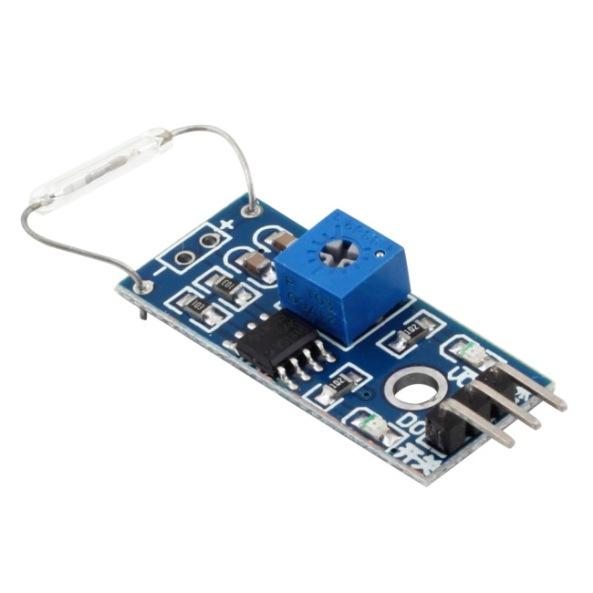 Reed sensor module chiosz robots 5