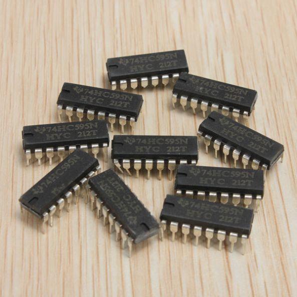 register 74hc595 chiosz robots