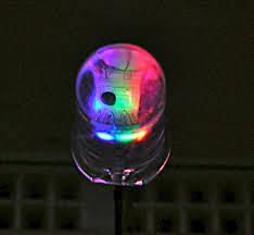 RGB led cathode chiosz robots 5