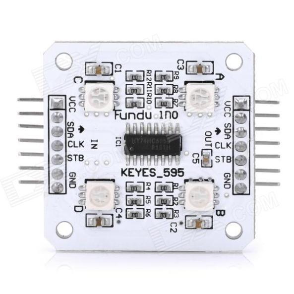 RGB module 4 smd chiosz robots