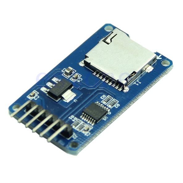SD card micro module chiosz robots 3