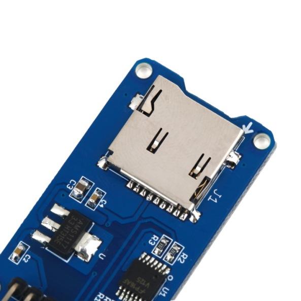 SD card micro module chiosz robots 4
