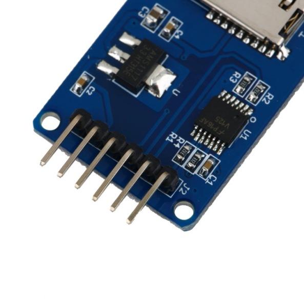 SD card micro module chiosz robots 5