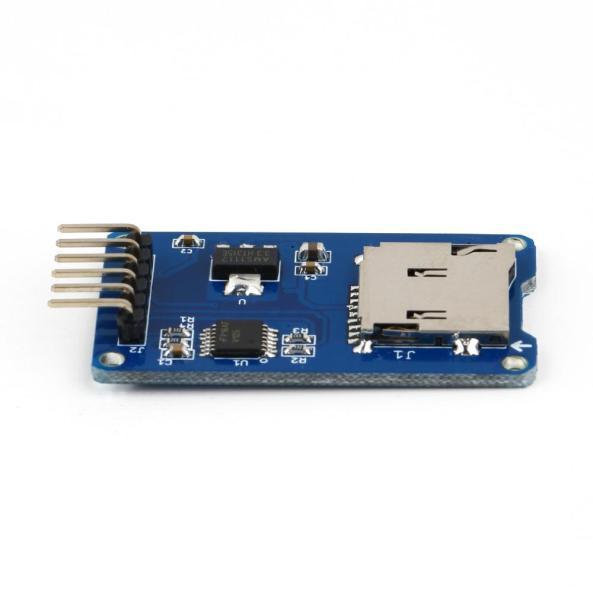SD card micro module chiosz robots 6