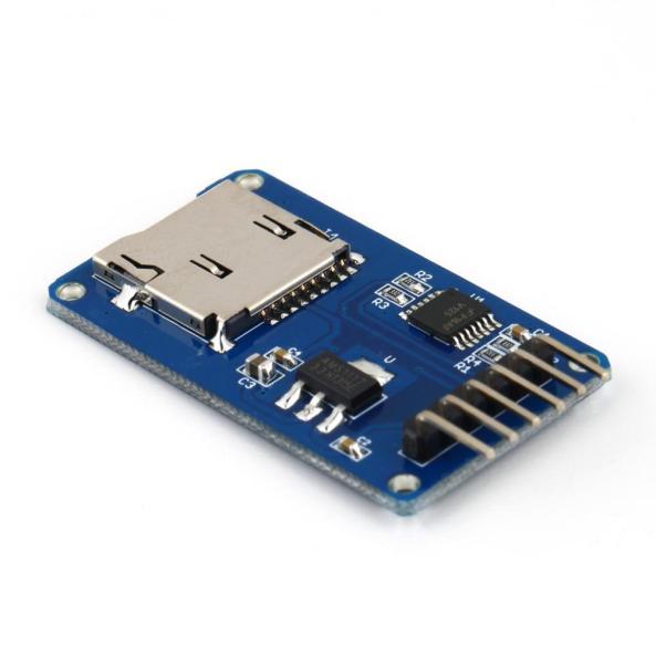 SD card micro module chiosz robots 7